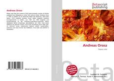 Bookcover of Andreas Orosz