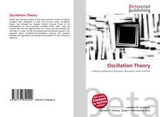 Borítókép a  Oscillation Theory - hoz