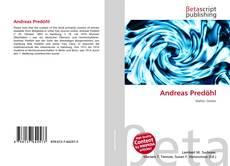 Bookcover of Andreas Predöhl