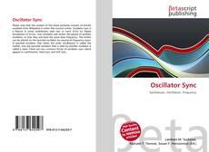 Bookcover of Oscillator Sync