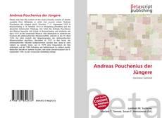 Buchcover von Andreas Pouchenius der Jüngere