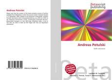 Capa do livro de Andreas Potulski