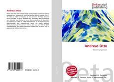 Capa do livro de Andreas Otto