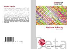 Andreas Pokorny的封面