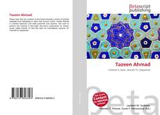 Bookcover of Tazeen Ahmad