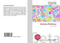 Buchcover von Andreas Platthaus
