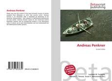 Buchcover von Andreas Penkner