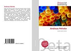 Capa do livro de Andreas Pehnke