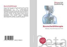 Bookcover of Baunscheidttherapie