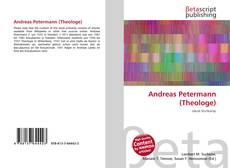 Capa do livro de Andreas Petermann (Theologe)