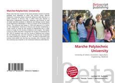 Bookcover of Marche Polytechnic University