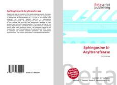 Couverture de Sphingosine N-Acyltransferase