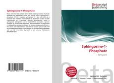 Bookcover of Sphingosine-1-Phosphate