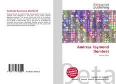 Couverture de Andreas Raymond Dombret