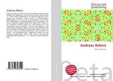 Buchcover von Andreas Rebers