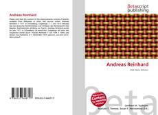 Bookcover of Andreas Reinhard