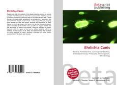 Portada del libro de Ehrlichia Canis