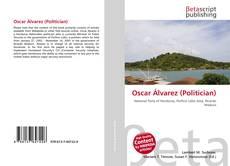 Portada del libro de Oscar Álvarez (Politician)