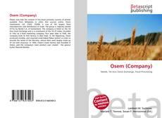 Copertina di Osem (Company)