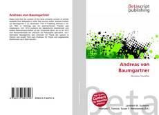 Bookcover of Andreas von Baumgartner