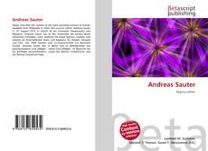 Buchcover von Andreas Sauter