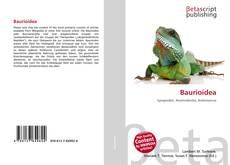Portada del libro de Baurioidea