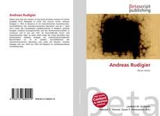 Borítókép a  Andreas Rudigier - hoz