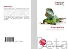 Buchcover von Baurusuchus