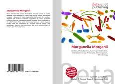 Bookcover of Morganella Morganii