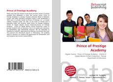 Bookcover of Prince of Prestige Academy