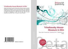 Tchaikovsky House-Museum in Klin kitap kapağı
