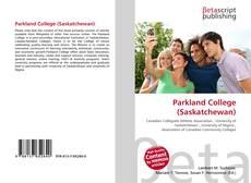 Обложка Parkland College (Saskatchewan)