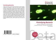 Buchcover von Putrefying Bacteria