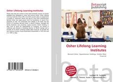 Bookcover of Osher Lifelong Learning Institutes