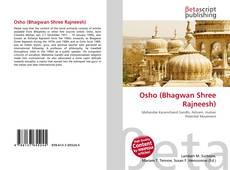 Couverture de Osho (Bhagwan Shree Rajneesh)