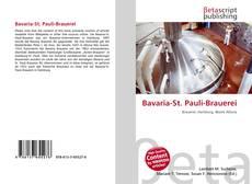 Bookcover of Bavaria-St. Pauli-Brauerei