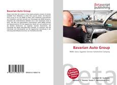 Bavarian Auto Group的封面