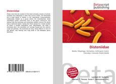 Bookcover of Disteniidae