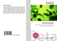 Bookcover of Hemimeridae