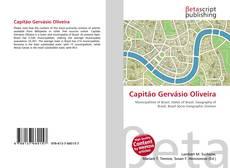 Portada del libro de Capitão Gervásio Oliveira