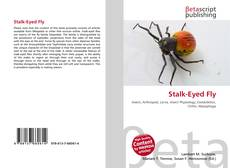 Bookcover of Stalk-Eyed Fly
