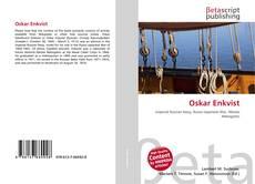 Buchcover von Oskar Enkvist