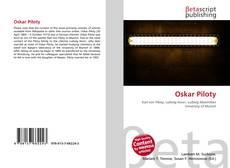 Buchcover von Oskar Piloty