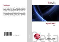 Copertina di Spider Bite
