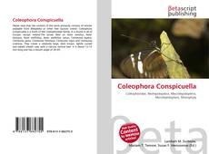 Copertina di Coleophora Conspicuella