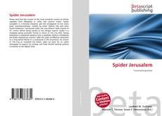 Bookcover of Spider Jerusalem