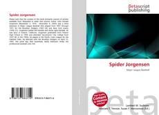 Spider Jorgensen kitap kapağı