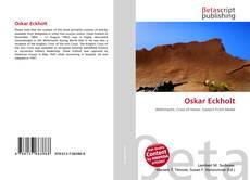 Buchcover von Oskar Eckholt