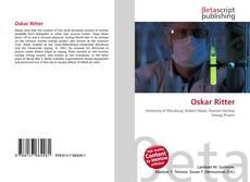 Обложка Oskar Ritter