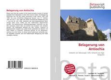 Buchcover von Belagerung von Antiochia